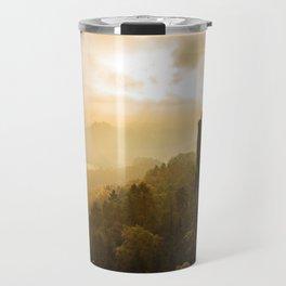 Elbe Sandstone Mountains Travel Mug