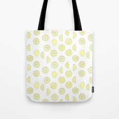 Sweet Citrus Mix Tote Bag