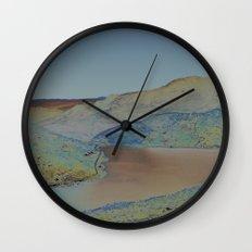 Chromascape 16: Snowdon Wall Clock