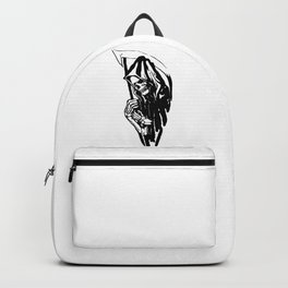 THE GRIM REAPER MR DEATH Backpack