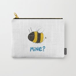 Bee Mine Carry-All Pouch