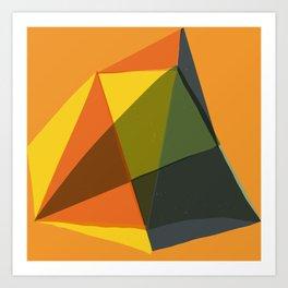 Imaginary Architecture 14 Art Print