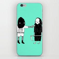 Rob Death iPhone & iPod Skin