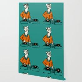 Flock of Gerrys - Llama is my DJ Wallpaper