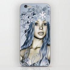 Snow Maiden iPhone & iPod Skin