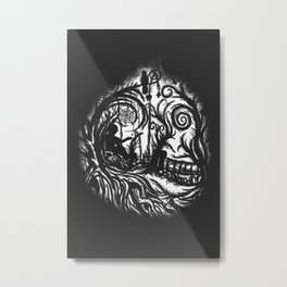 My Secret Place Metal Print