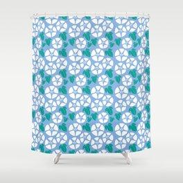 Japanese Pattern Shower Curtain