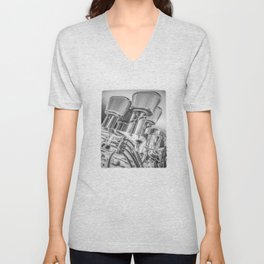Hot Rod Automotive Art by Murray Bolesta Unisex V-Neck