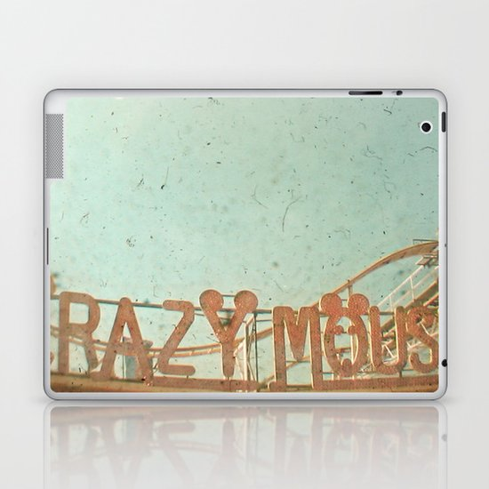 Crazy Mouse Laptop & iPad Skin