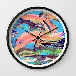 Psychotropic II Wall Clock