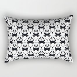 Pure Panda Rectangular Pillow