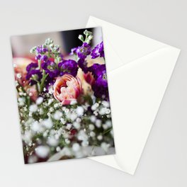 Fresh Flower Lovin' Stationery Cards