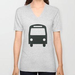 Bus Unisex V-Neck