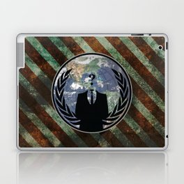 World Wide Anonymous Laptop & iPad Skin