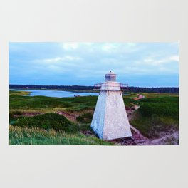 St-Peter's Harbour Lighthouse Rug