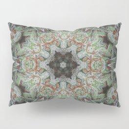 Crystal Wheel Pillow Sham