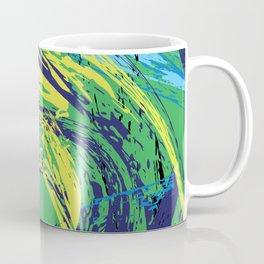 Green Bang Coffee Mug