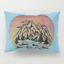 Bunny Herd At Sunset Pillow Sham