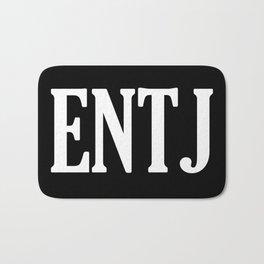 ENTJ Personality Type Bath Mat