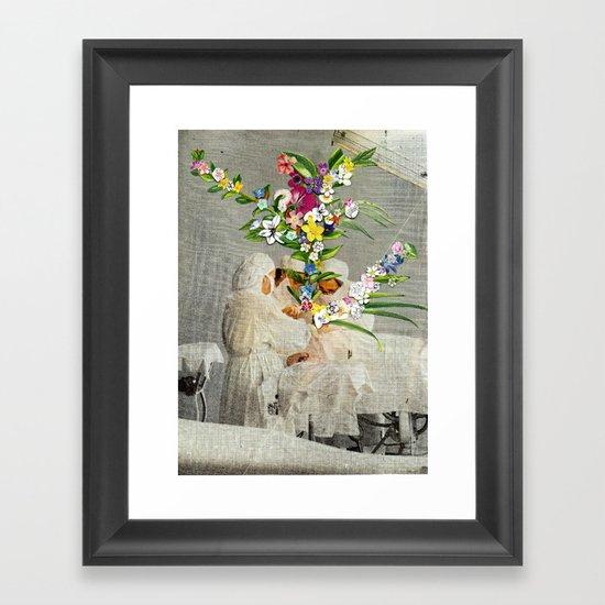 Operation Framed Art Print