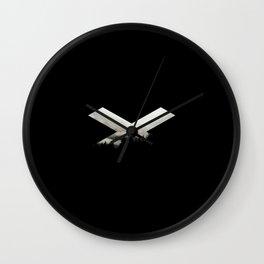 X Wall Clock
