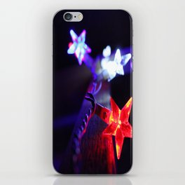 Stars of Fourth of July iPhone Skin