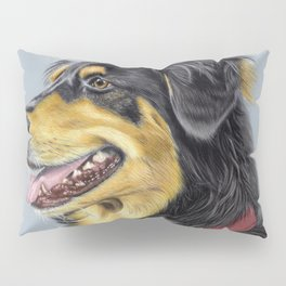 Dog Portrait 01 Pillow Sham