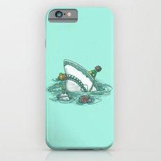 Happy Birthday Shark Slim Case iPhone 6s