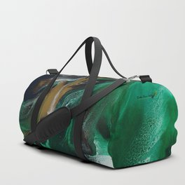 Trimeresurus Stejnegeri - Resin Art Duffle Bag