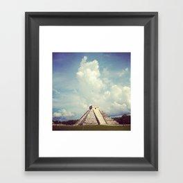 THE MEMORIAL Framed Art Print
