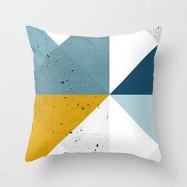 Modern Geometric 17 Throw Pillow