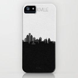 City Skylines: Louisville (Alternative) iPhone Case