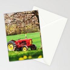 Vintage Farming Stationery Cards