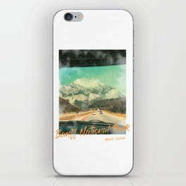 Banff National Park iPhone Skin