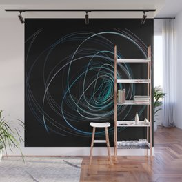 Round light Wall Mural