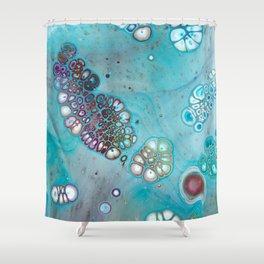 Ocean I Shower Curtain