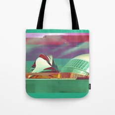 Valencia, Spain | Project L0̷SS   Tote Bag