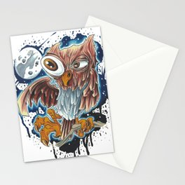 Bro,do you even owl? Stationery Cards