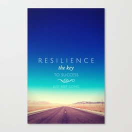 Resilience Canvas Print
