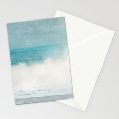 beach - ocean blues Stationery Cards