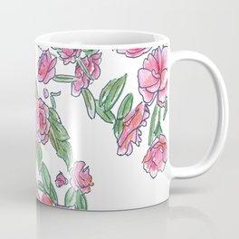 Wild Rose Bush Coffee Mug