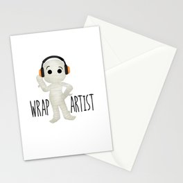 Wrap Artist | Mummy Stationery Cards
