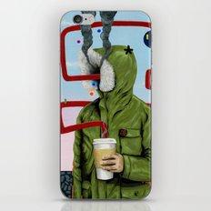 Caffeine Boost iPhone & iPod Skin