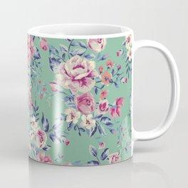 Floral Pattern 5.1 Coffee Mug