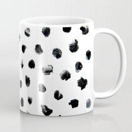 Dalmation Pattern Coffee Mug
