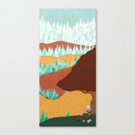 Feodor Canvas Print