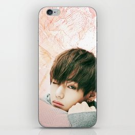 Day Dreaming of You iPhone Skin