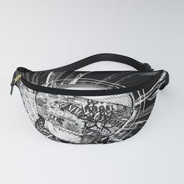 XIII Apollo Cosmos (Houston, we have a problem) Fanny Pack