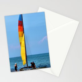 Launching Stationery Cards