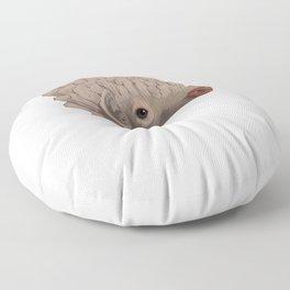 Pangolin Splatter Floor Pillow